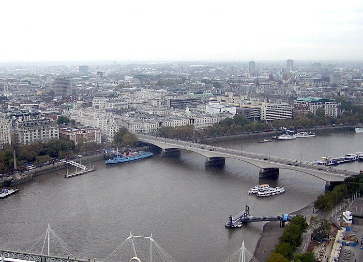 Мост Ватерлоо (Waterloo Bridge)