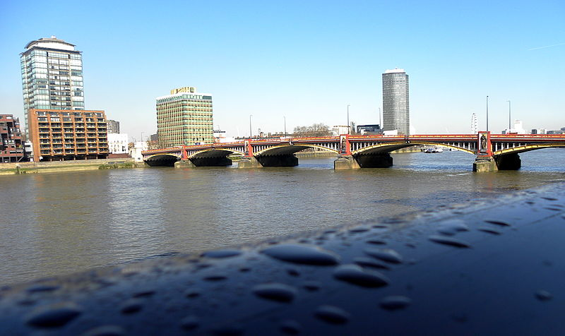 Мост Воксхолл (Vauxhall Bridge)